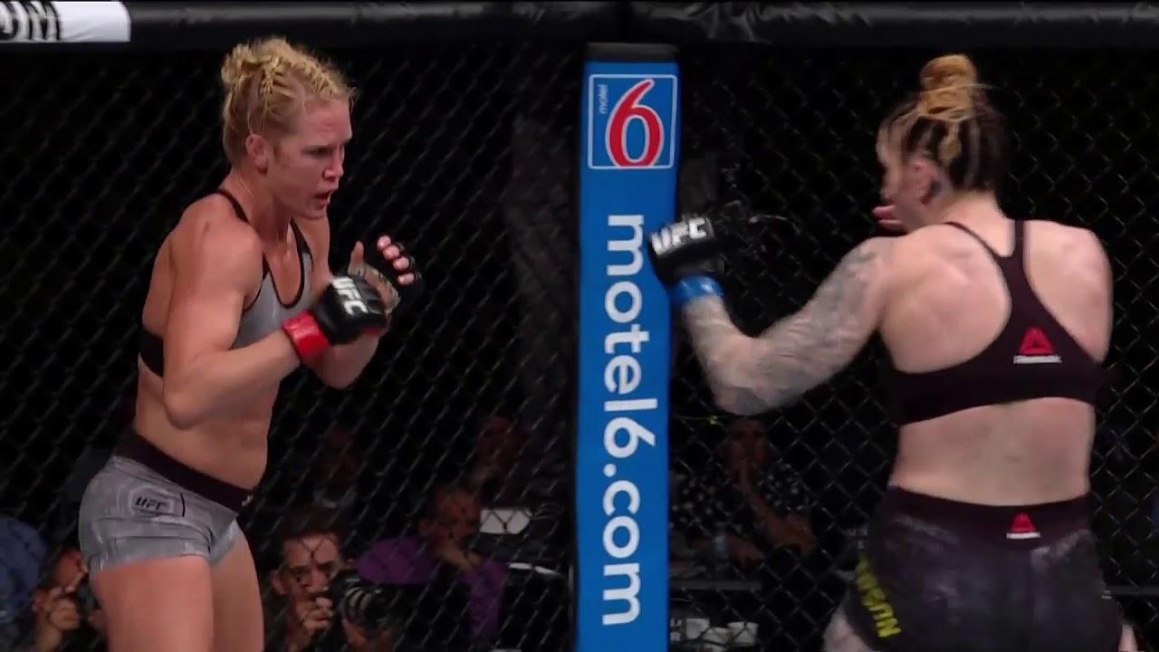 UFC Dövüş Gecesi - Holly Holm vs Megan Anderson