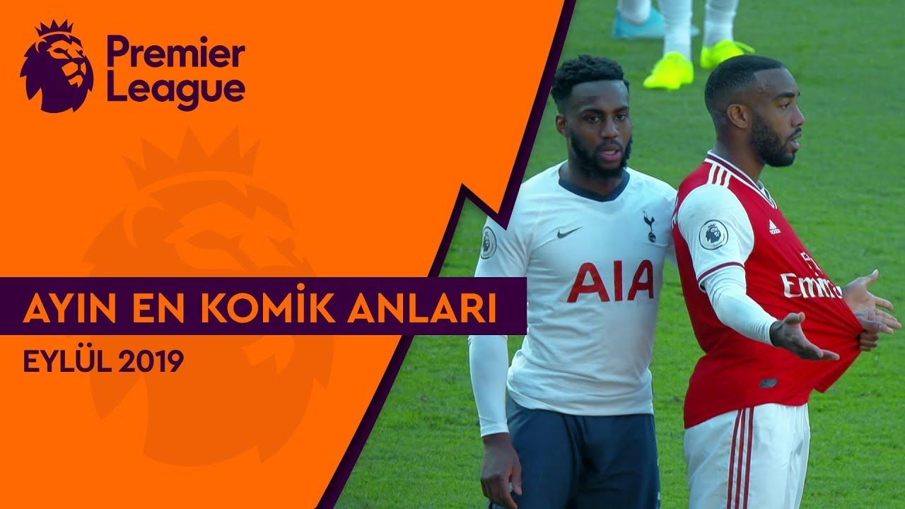 Ayın En Komik Anları | Eylül - Premier League 2019/20