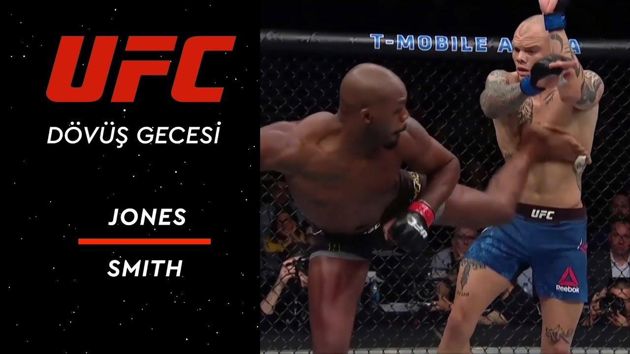 UFC 235 | Jones vs Smith