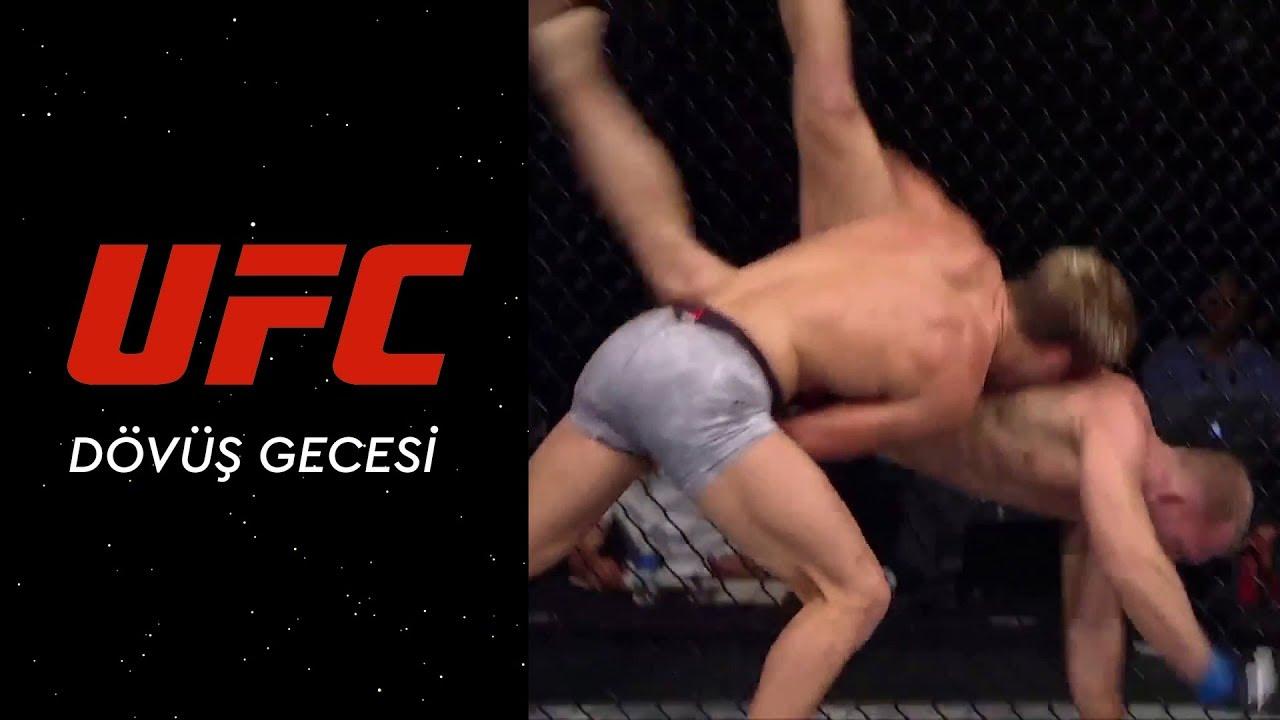 UFC Dövüş Gecesi | NorthCutt vs Ottow