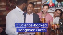 Science Studies Hangover Cures