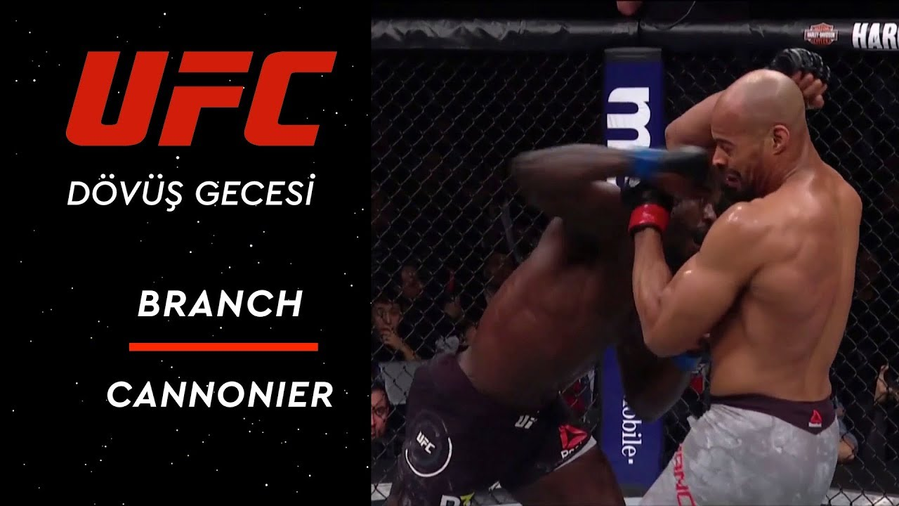 UFC 230 | Branch vs Cannonier