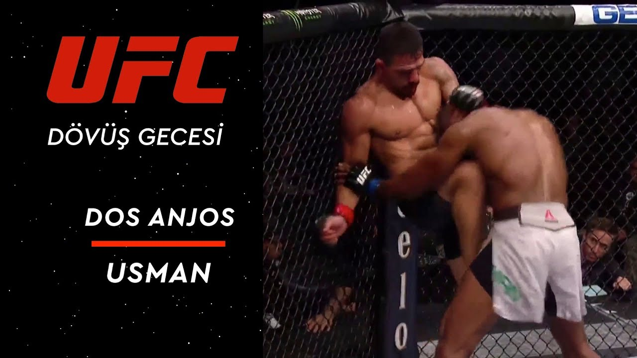 The Ultimate Fighter Season 28 Finale | Dos Anjos vs Usman