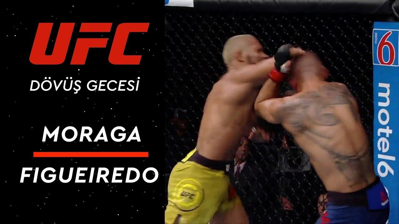 UFC Dövüş Gecesi Lincoln | Figueiredo - Moraga