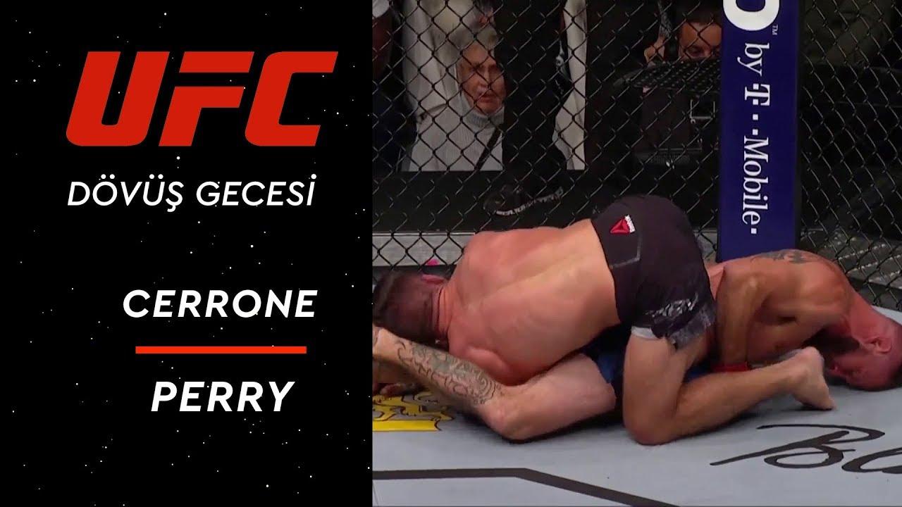 UFC Dövüş Gecesi | Cerrone vs Perry