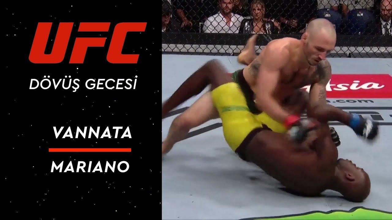 UFC 234 | Vannata vs Mariano