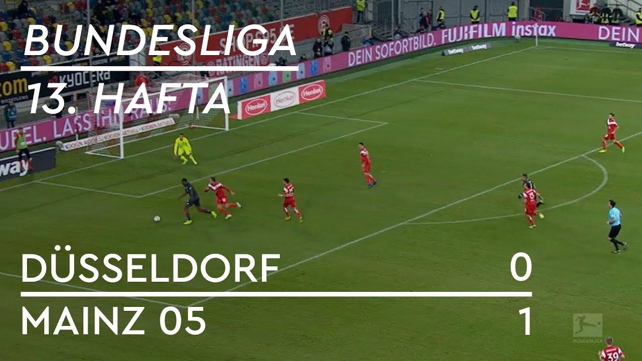 Fortuna Düsseldort - Mainz 05  (0-1) - Maç Özeti - Bundesliga 2018/19