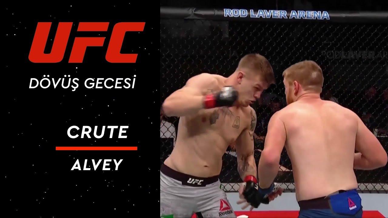 UFC 234 | Crute vs Alvey