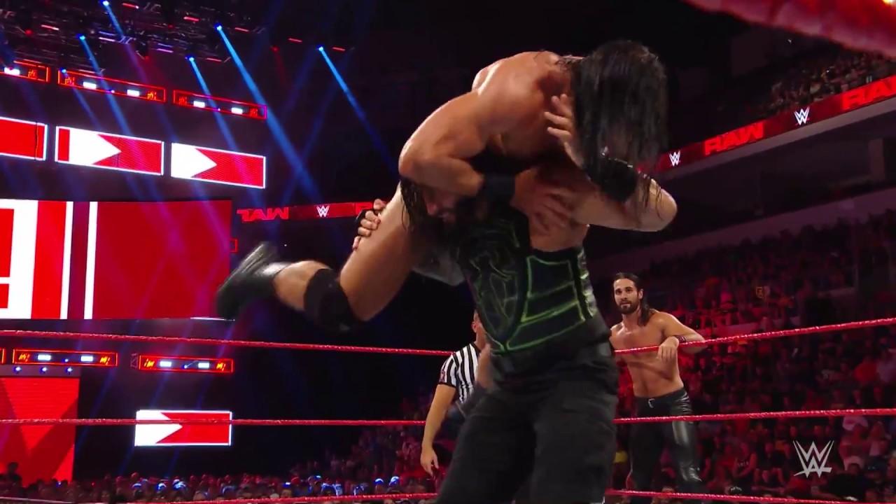 WWE Raw'da Roman Reigns Rüzgarı!