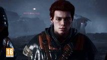 Star Wars Jedi : Fallen Order - Bande-annonce de lancement