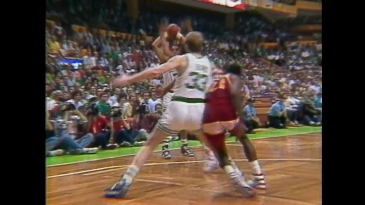 1988 NBA Playoffs -  Bird-Wilkins Kapışması!