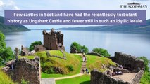 5 of the most interesting castles in Scotland