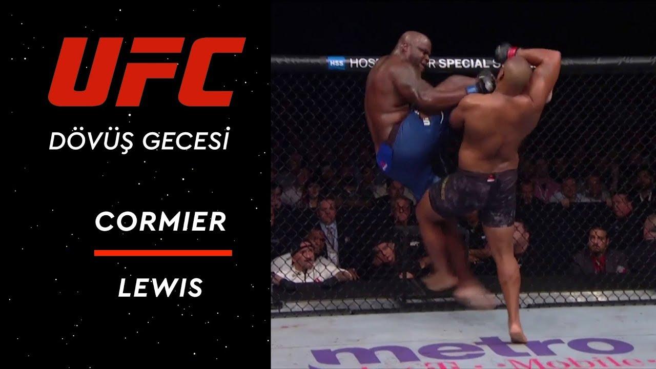UFC 230 | Cormier vs Lewis