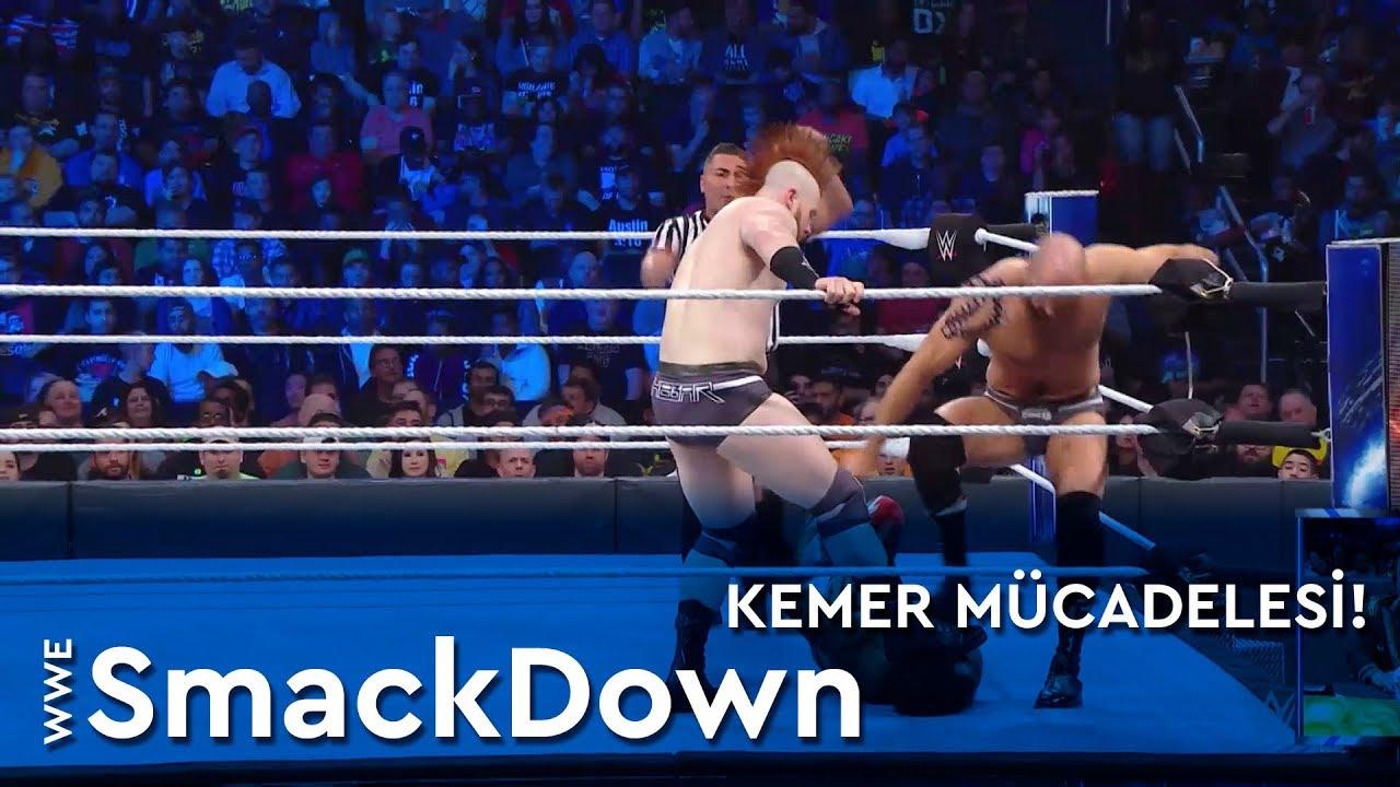 WWE SmackDown | Kemer Mücadelesi! (Türkçe Anlatım)