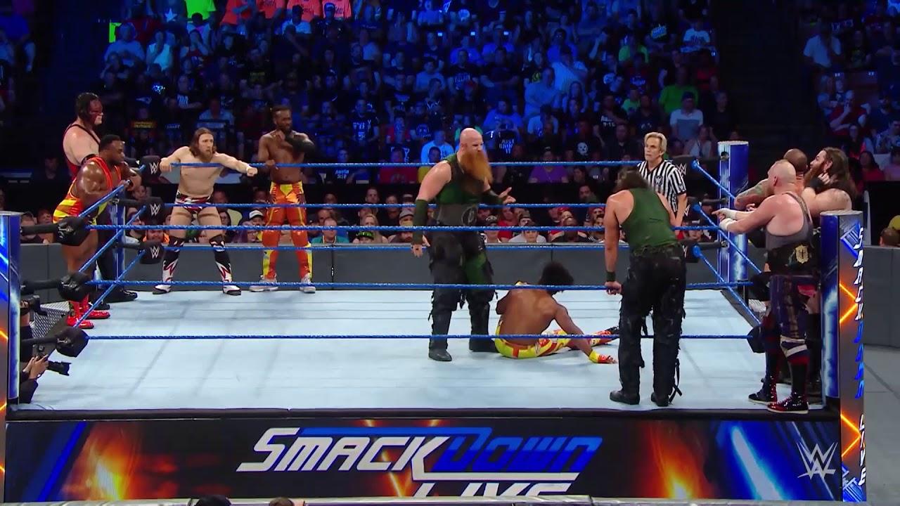 WWE'de Büyük Kapışma!