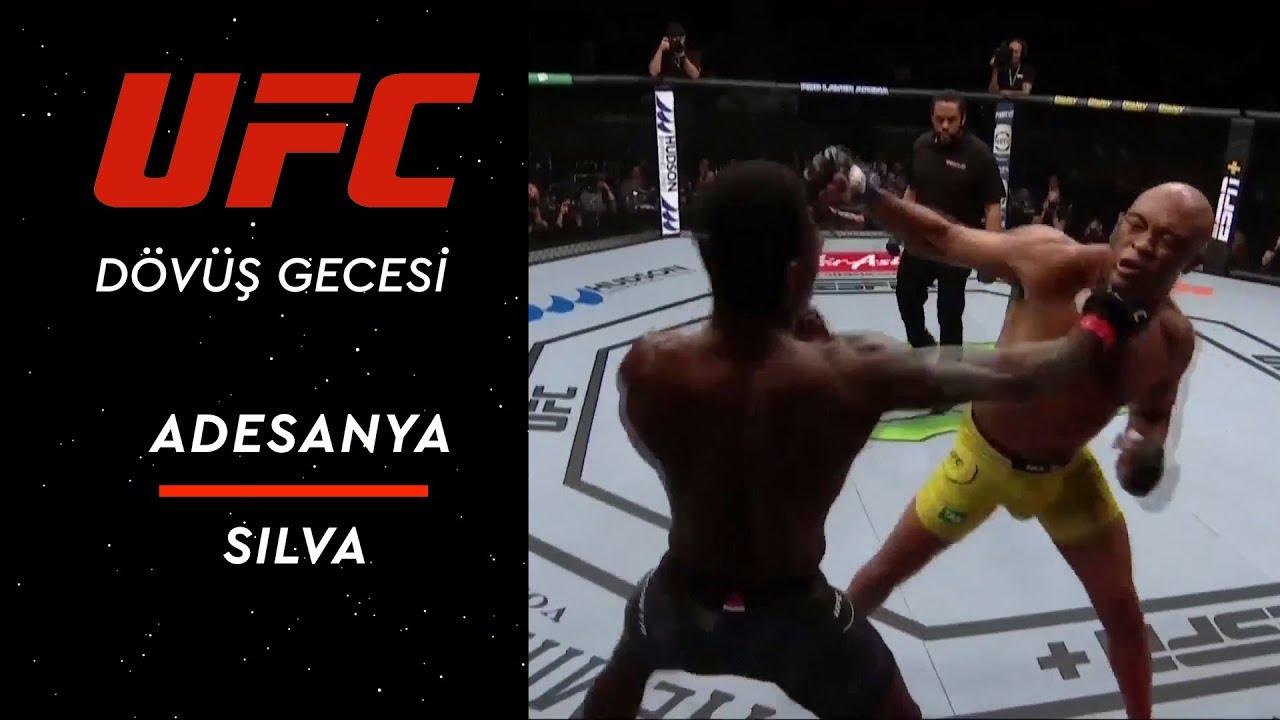 UFC 234 | Adesanya vs Silva