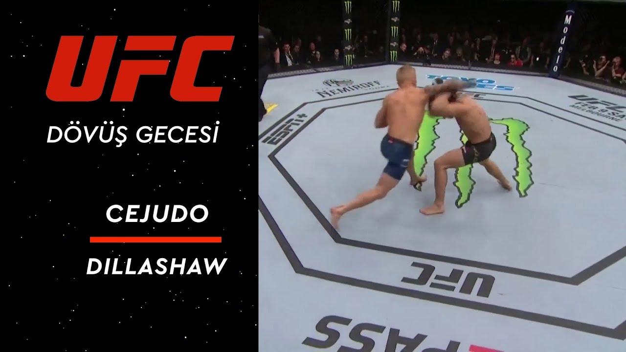 UFC Dövüş Gecesi 143 | Cejudo vs Dillashaw