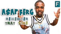 A$AP Ferg's unforgettable night at the VMAs with A$AP Yams | Remember That Time
