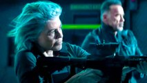 "Terminator: Dark Fate – ""Fight and Flight"" Clip"