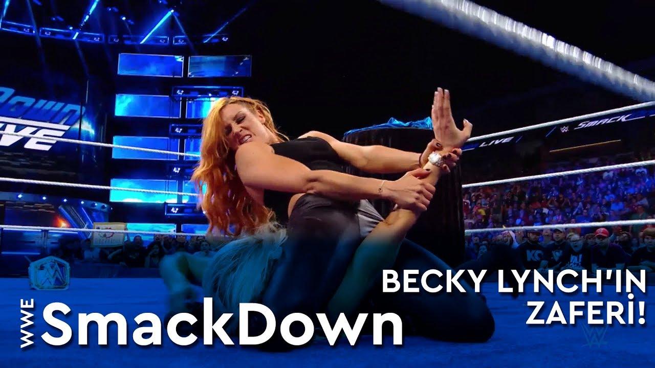 Becky Lynch'in Zaferi!