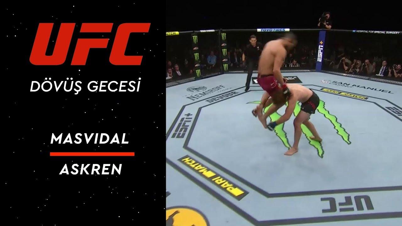 UFC 239 | Masvidal vs Askren