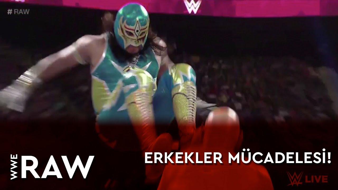 WWE Raw | Kapışma! (Türkçe Anlatım)