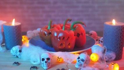 Halloween Rezept: Monsterpaprika