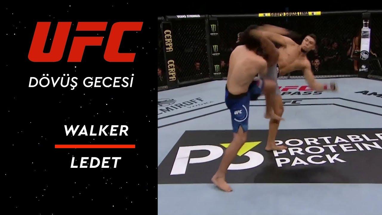 UFC Dövüş Gecesi 144 | Walker vs Ledet