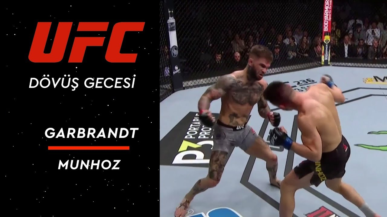 UFC 235 | Garbrandt vs Munhoz