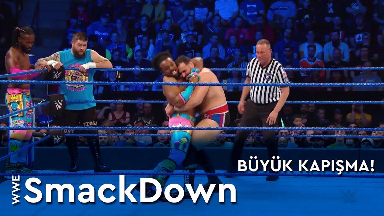 WWE SmackDown | Büyük Kapışma! (Türkçe Anlatım)