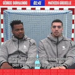 2 minutes #4 - Cédric et Mathieu