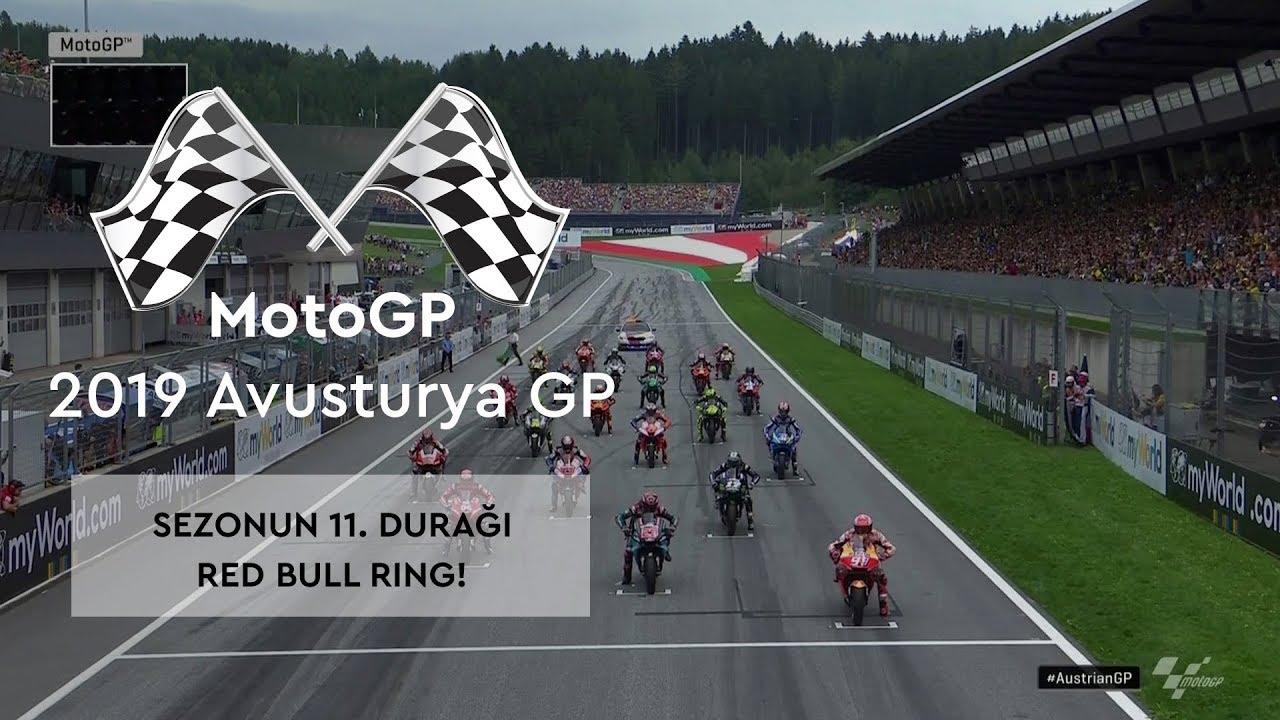 Sezonun 11. Durağı Red Bull Ring! (MotoGP 2019 - Avusturya Grand Prix)