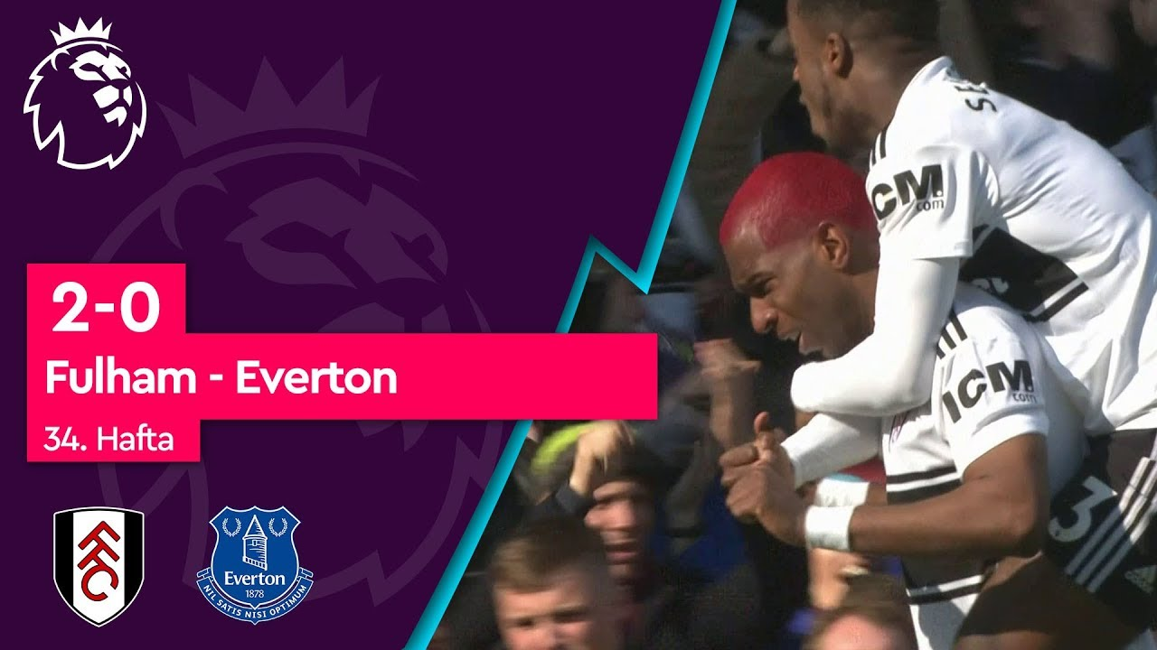 Fulham - Everton (2-0) - Maç Özeti - Premier League 2018/19