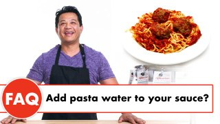Cooking Experts Answer Your Spaghetti & Meatball Q