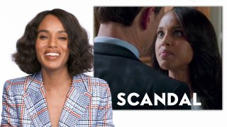 Kerry Washington Breaks Down Her Career from Ray t