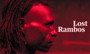 The 'Lost Rambos' of Papua New Guinea: how weapons and Hollywood changed tribal disputes - video