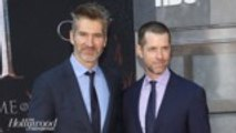 'Game of Thrones' Creators David Benioff, D.B. Weiss Exit 'Star Wars' Trilogy | THR News