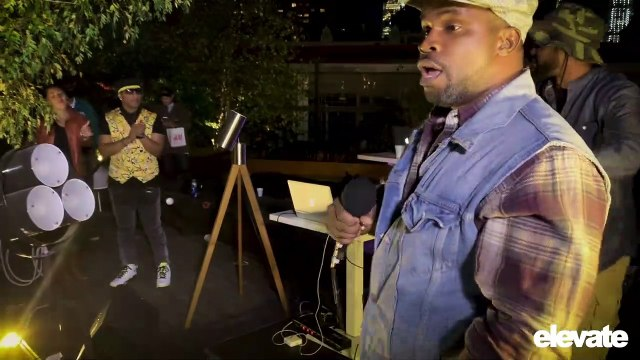 The UMC's - One To Grow On. DailyMotion Elevate/WHOMAG Distribution Rooftop Party