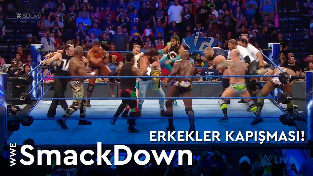WWE SmackDown | Erkekler Kapışması (Türkçe Anlatım)