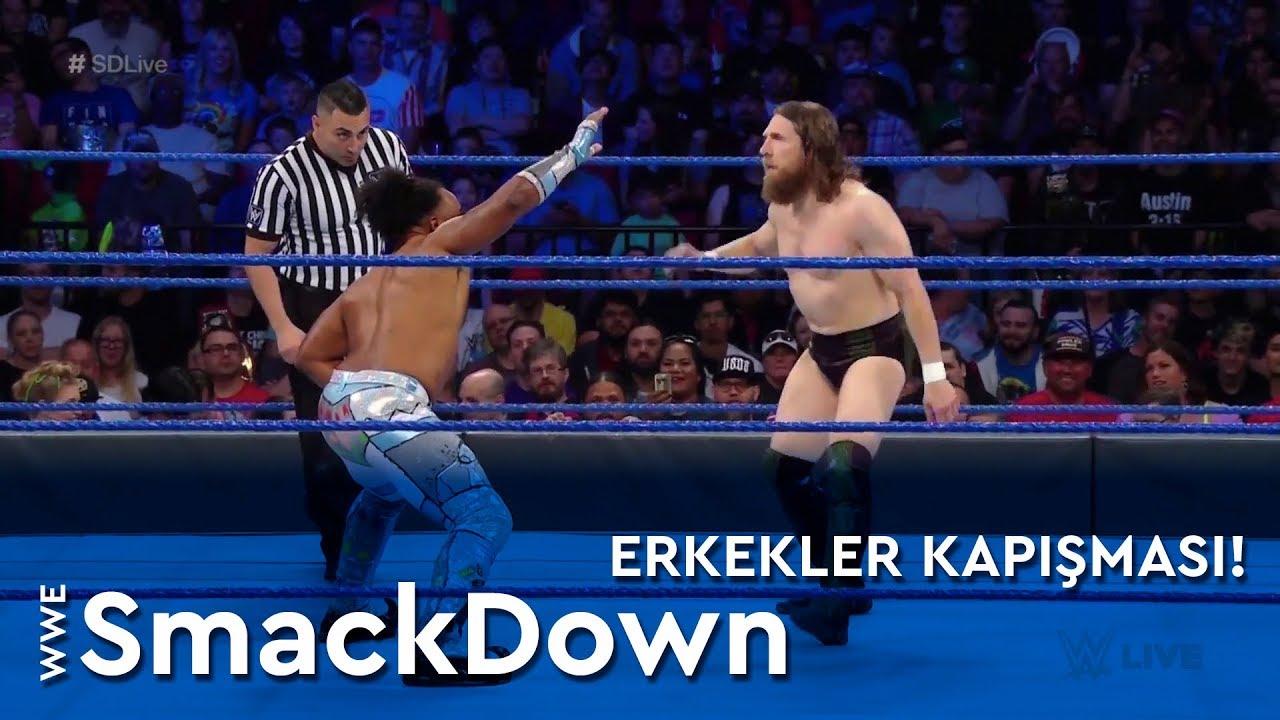 WWE SmackDown | Erkekler Mücadelesi (Türkçe Anlatım)