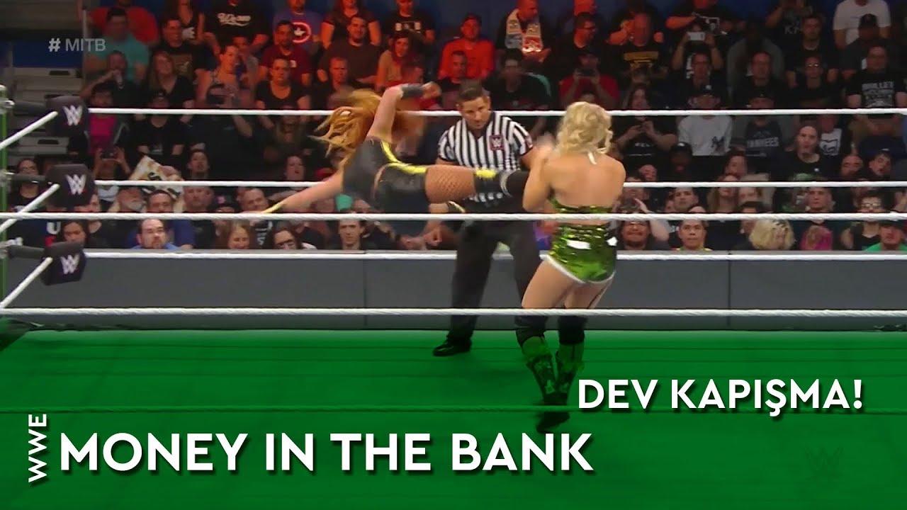 WWE Money in The Bank | Dev Kapışma! (Türkçe Anlatım)