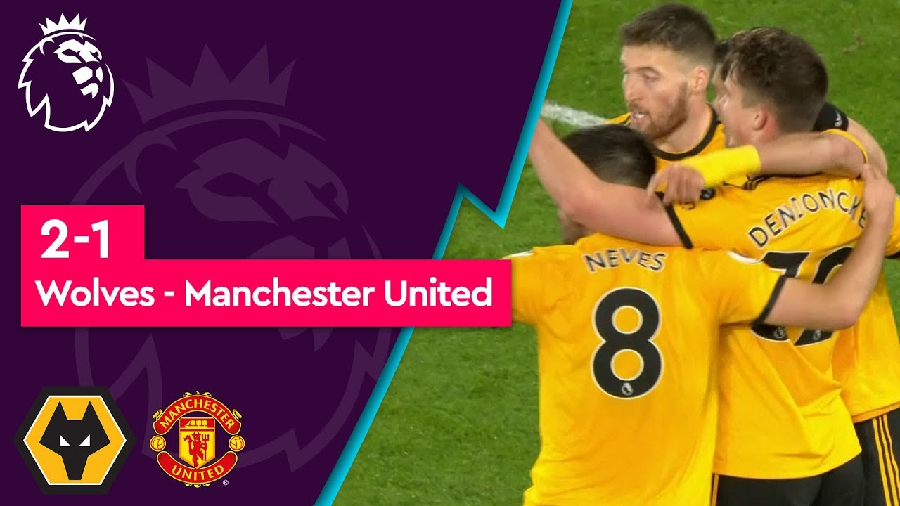 Wolves - Manchester United (2-1) - Maç Özeti - Premier League 2018/19
