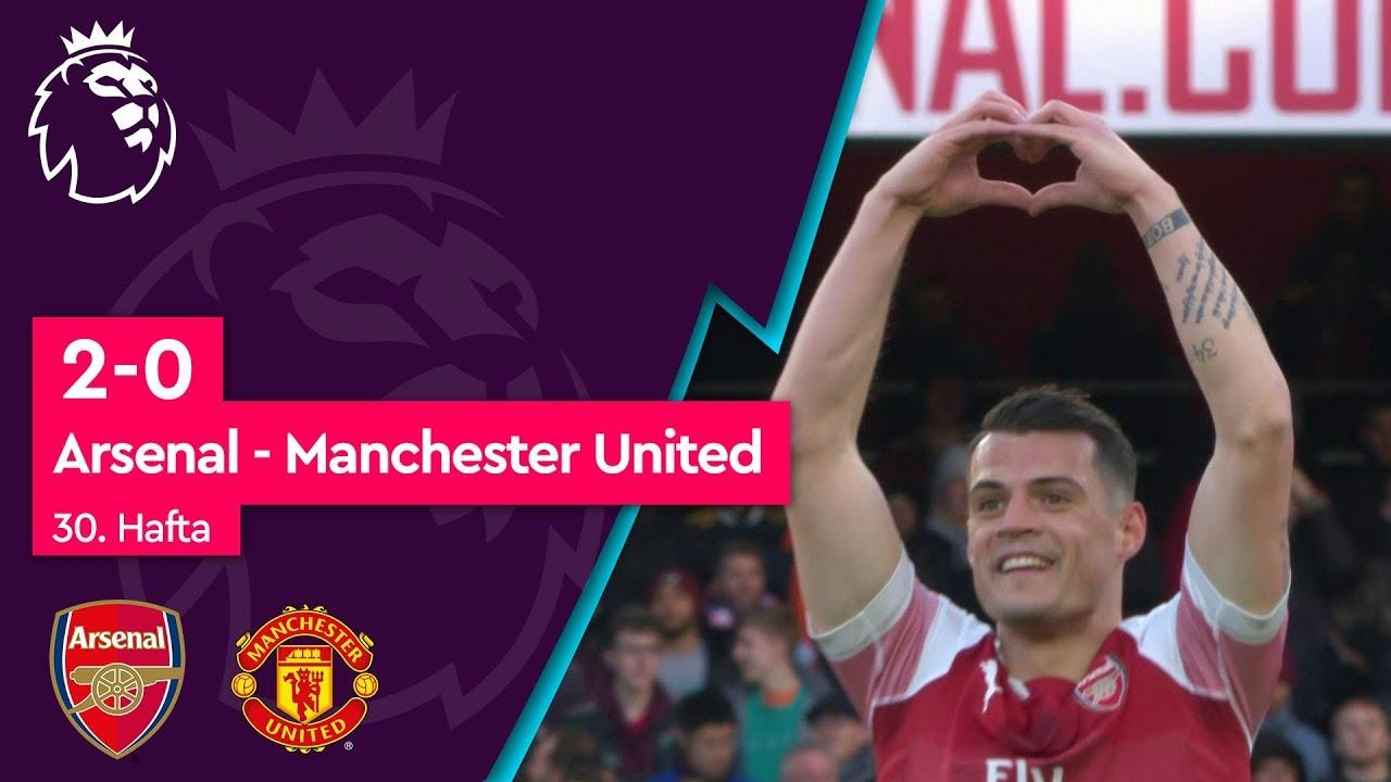 Arsenal - Manchester United (2-0) - Maç Özeti - Premier League 2018/19