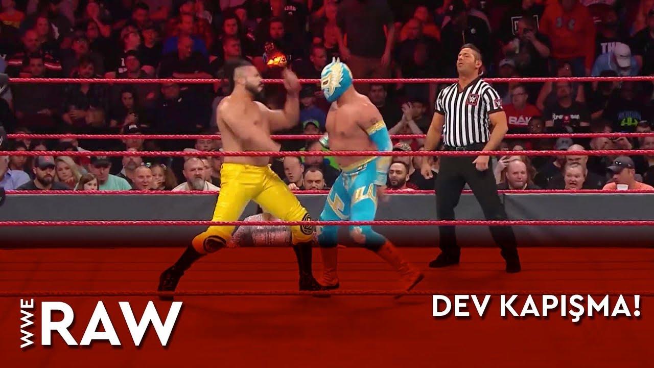 WWE Raw | Dev Kapışma! (Türkçe Anlatım)