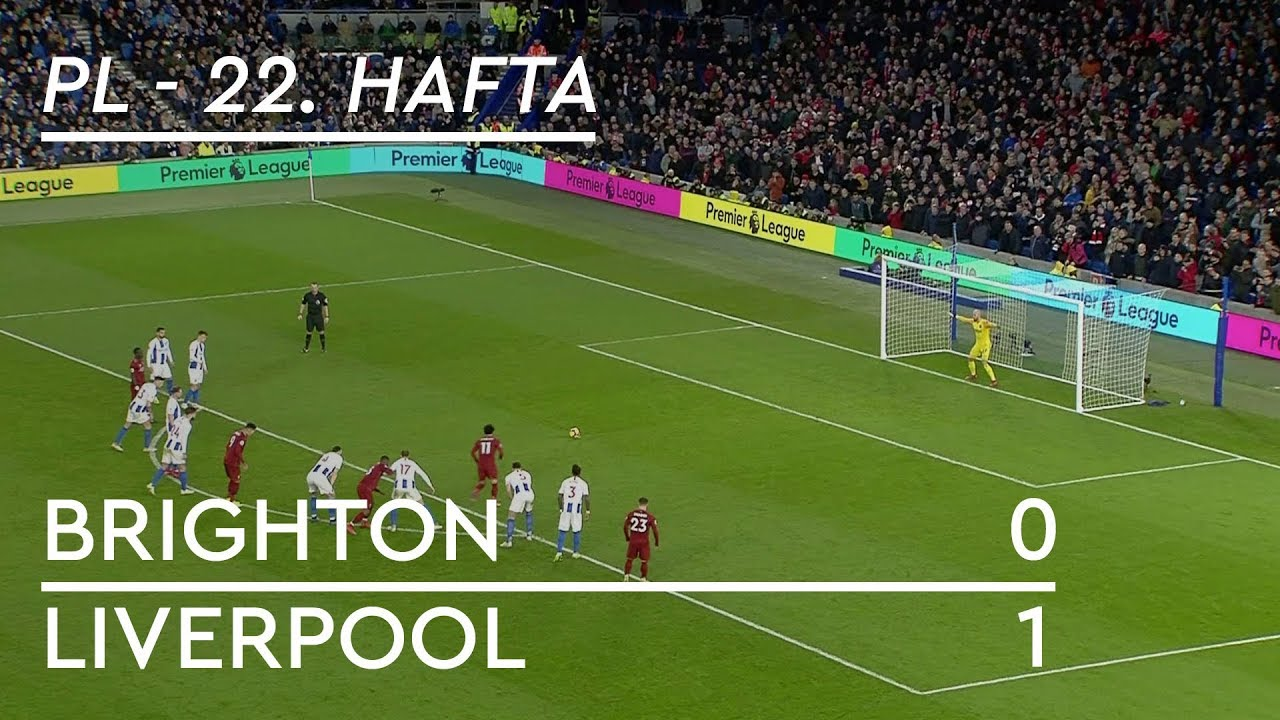 Brighton - Liverpool (0-1) - Maç Özeti - Premier League 2018/19