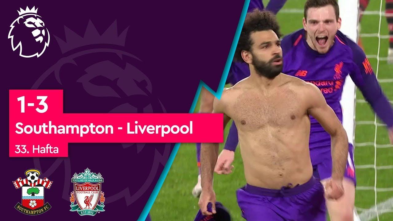 Southampton - Liverpool (1-3) - Maç Özeti - Premier League 2018/19