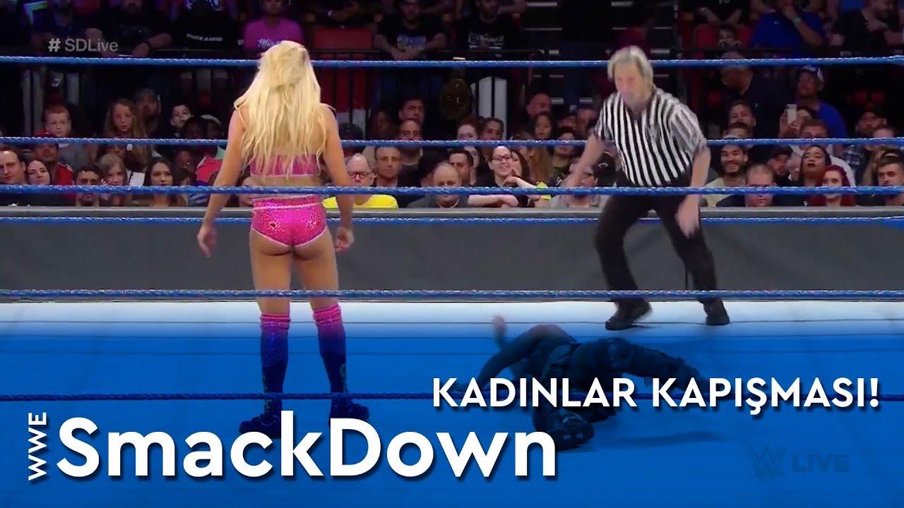 WWE SmackDown | Kadınlar Kapışması! (Türkçe Anlatım)