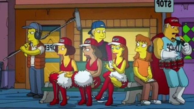 The Simpsons Season 30 Episode 9 Daddicus Finch