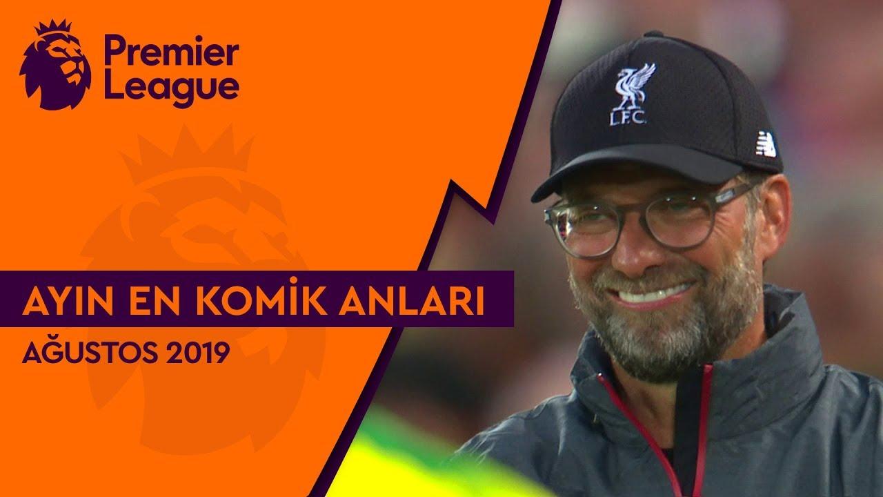 Ayın En Komik Anları | Ağustos - Premier League 2019/20