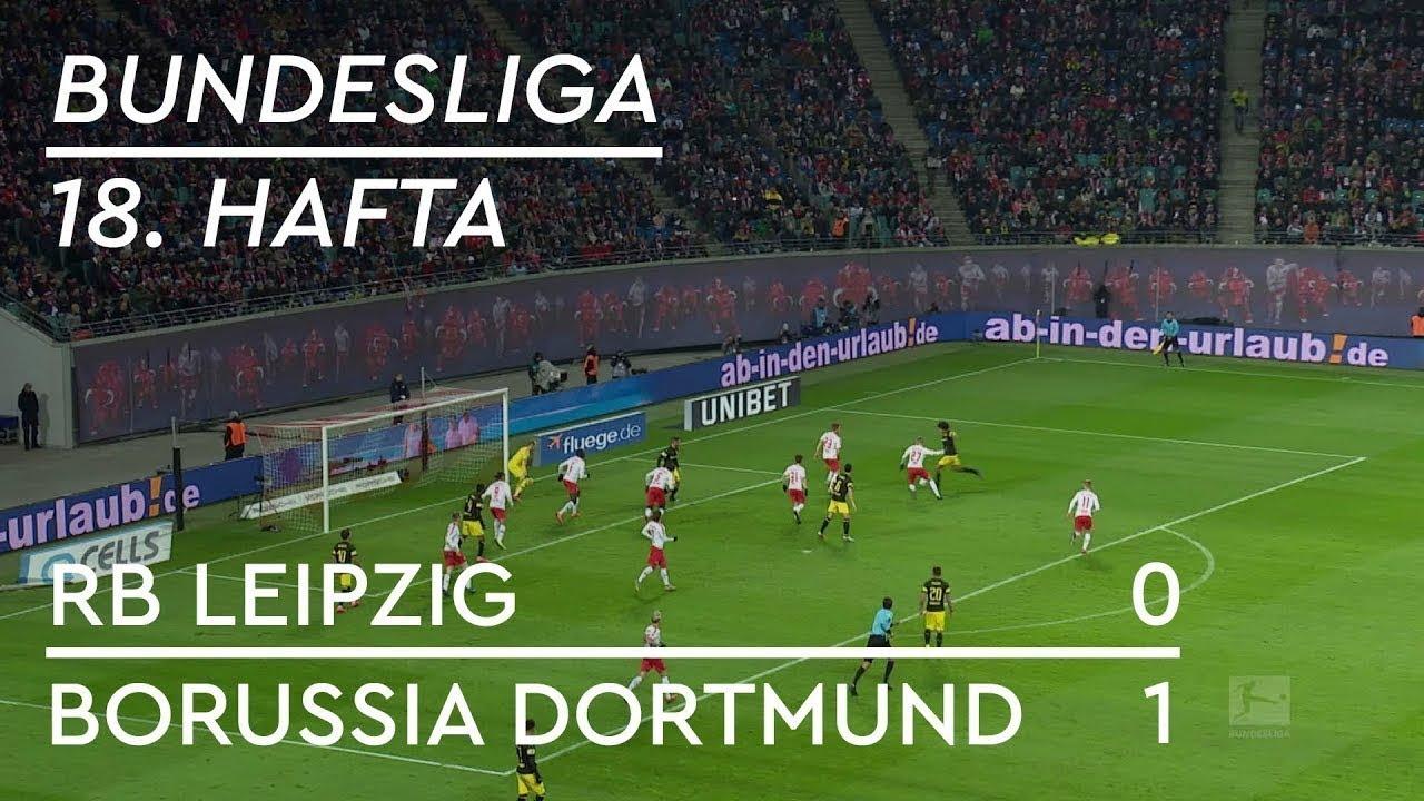 RB Leipzig - Borussia Dortmund (0-1) - Maç Özeti - Bundesliga 2018/19 - Türkçe Anlatım